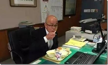 日本校长先吃
