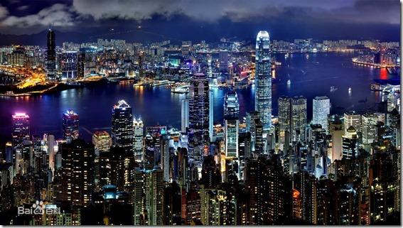 香港金融中心